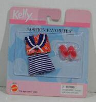 Mattel 1999 Barbie Kelly Fashion Favorites #68230 Barbie Little Sister