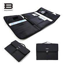 "Macbook Air Pro 13"" iPad 12.9"" Bag Briefcase Organizer Padded Handle Zipper Case"