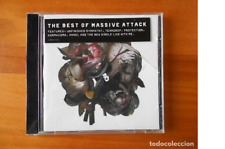 CD MASSIVE ATTACK - COLLECTED - THE BEST OF MASSIVE ATTACK (1B)