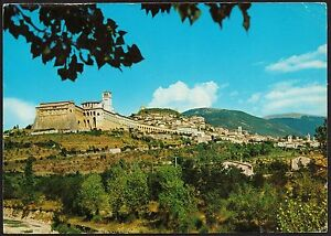 AD3014 Perugia - Province - Assisi - Panorama