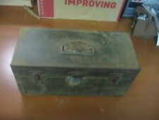 Vintage Union Utility Chest Tool Chest Free Shipping