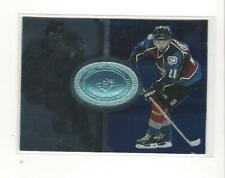 1998-99 SPx Finite #95 Peter Forsberg GI Avalanche /6950