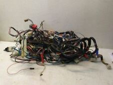 Dash Wire Harness for 1979 Fiat Spider 124 Convertible
