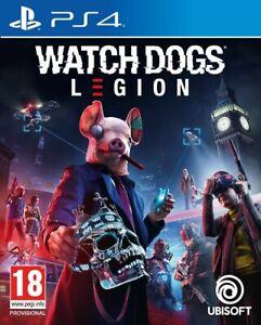 Watch Dogs Legion PS4 PS5 Edición de España
