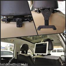 "7"" - 10"" Adjustable Car Seat Back Mount Cradle Holder Stand for iPad Air Tablet"