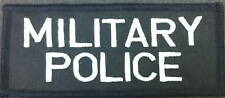 New  Military Police Patch