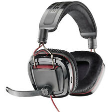 Original Nuevo Plantronics Gamecom 780 Pc Gaming Headset con sonido surround 7.1 Pc