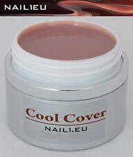 110ml Camuflaje Gel Reconstrucción Uñas 1 EU CUBIERTA FRESCA/Gel UV maquillaje