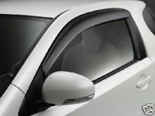 Genuine Toyota IQ Wind Deflectors Front Pair