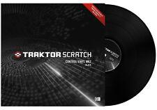 Native Instruments Traktor Scratch Pro Control Vinyl MK2 Black Vinile Controllo