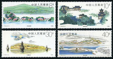 China PRC 2249-2252, T144, MNH. Views of West Lake, 1989