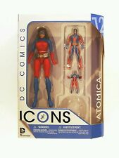 DC CollectiblesDC Icons Atomica Deluxe Action Figure 3-Pack