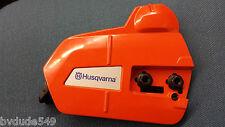 Husqvarna 545;555 chainsaw clutch cover; new OEM