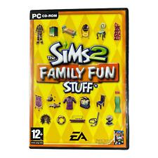 Die Sims 2 Family Fun Stuff (PC CD-ROM) Erweiterung/Add On Pack   12+