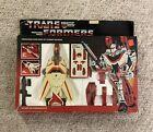 G1 Transformers JETFIRE 1984 W/Original Box Inserts 100% Complete Hasbro/Bandai For Sale