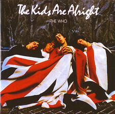 CD - The Who - The Kids Are Alright - #A1624