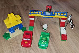 Lego Duplo Disney Cars - Tokyo Racing - 5819 - Lightning Mcqueen