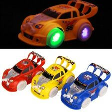 LED Flashing Light Car Toys Music Sound Electric Toy Cars For Kids Children Gift