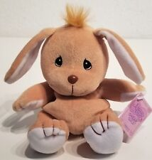 New! 1997 Precious Moments Tender Tails Brown Bunny #464422