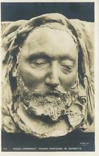 Musée Carnavalet, masque mortuaire de Gambetta Vintage Print,  .  Tirage argen