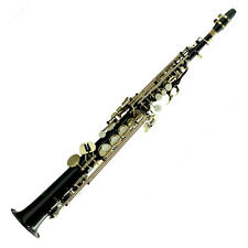 HOLIDAY SALE SKY Band Approved BlackSoprano Saxophone w High F# Key *GREAT GIFT*