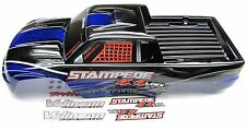 Stampede 4x4 VXL BODY Shell (DARK BLUE) Traxxas #6708
