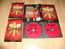 INQUISITION INQUISICION AVENTURA GRAFICA DE WANADOO PARA PC USADO COMPLETO