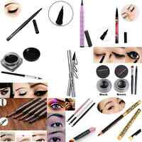 Waterproof Eyeliner Liquid Gel Cream Eye Liner Pen Pencil Makeup Cosmetic TOOL