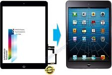 Premium ✔ Apple iPad Air 5 LCD Touch Screen Display Vetro Glass Digitizer-BLACK