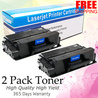 2 Pack for MLT-D203L 203L Toner for Samsung M3320ND m3870FW m3820DW M3320ND