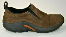 Merrell Jungle Moc Dual Density Suede Driving Trail Loafers Women's US 7.5 UK 5