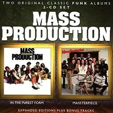 in The Purest Form 5013929083332 by Mass Production CD