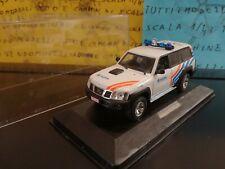 1/43 Nissan Patrol GR LWB Belgian Politie Federale Belge Police Polizei Policia