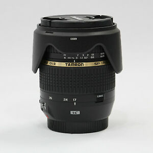 Tamron 17-50mm F/2.8 Di-II XR VC IF AF Lens For Canon