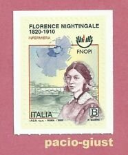 Italia 2020  FLORENCE NIGHTINGALE  Francobollo singolo