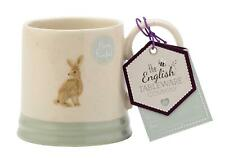 Edale Hare Animal Mug Tankard Hand Crafted/Painted 12 x 9cm