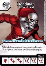 Deadman Boston Brand #49 - Justice League - DC Dice Masters