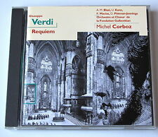 MICHEL CORBOZ . GIUSEPPE  VERDI . MESSA DA REQUIEM . CD
