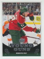 (70717) 2010-11 Upper Deck Young Guns CASEY WELLMAN #227 RC
