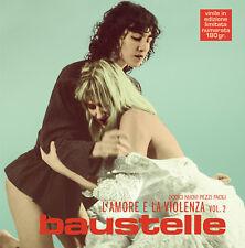 BAUSTELLE L'AMORE AND VIOLENCE VOL. 2 (LIMITED EDITION) 2 VINYLS LP NUMBERED