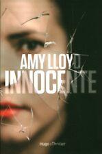 Livre innocente Amy Lloyd 2018 Hugo Thriller book