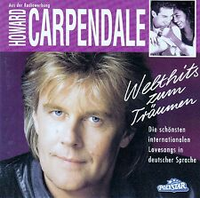 Howard CARPENDALE: world hits to Dream/CD-Top Condition