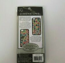 Dimensions Cross Stitch iPhone Case Kit  iPhone 5 5s
