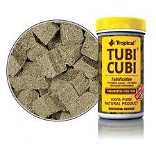 Alimento per pesci naturale Tropical tubi cubi 150 ml tartarughe