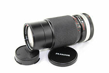 CANON FD Fit PANAGOR PMC 1:4.5 F=80-200mm Auto Zoom Lens (800034)