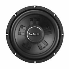 "SoundStorm SSLD10 800W Max 10"" 4 ohm SSL Series Dual Voice Coil Subwoofer NEW"