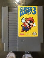 Nintendo NES Super Mario Bros. 3 Video Game Cartridge Authentic/Cleaned/Tested