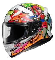 Shoei NXR Stimuli Full Face Motorcycle Motorbike Helmet