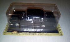 Modelcar 1:43  Legendary Cars  MERCEDES 200D