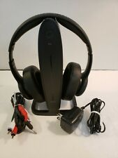Insignia Wireless Over the Ear Headphones NS-HAWHP2 - w/accessories-Read Descr.